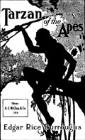 Tarzan of the Apes (Cover)